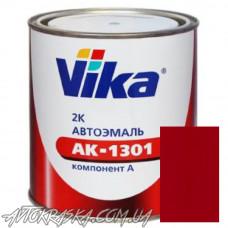 Автоэмаль VIKA (акрил) 110 Рубин 0,85л без отвердителя